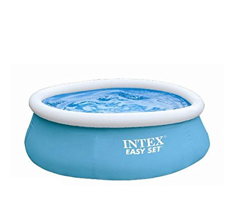 79 opinioni per Intex Easy Set 28101 Piscina Rotonda 1.83 x 0.51 m