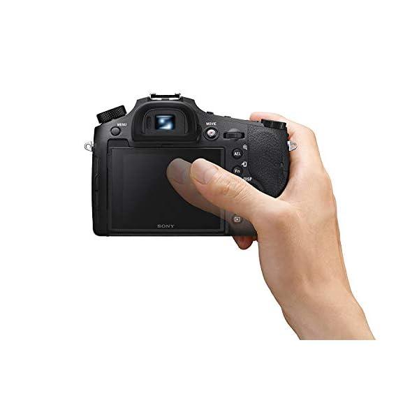 RetinaPix Sony RX10 IV with 0.03 Second auto-Focus & 25x Optical Zoom