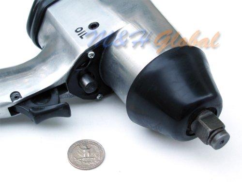 1/2'' Dr. Adjustable F/R Air Impact Wrench Max Torque 250ft./lb Air Impact Gun