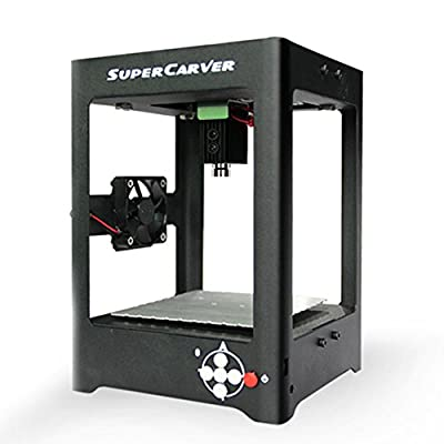 SuperCarver 1000mW USB DIY Laser Engraver Printer Mini Art Craft Science Industry Laser Engraving Cutting Machine