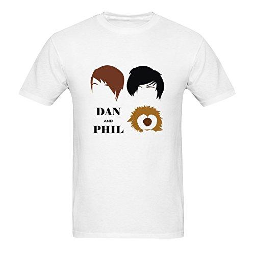 fangbai-liu-crew-neck-dan-and-phil-tee-shirts-for-men-xxxl-white