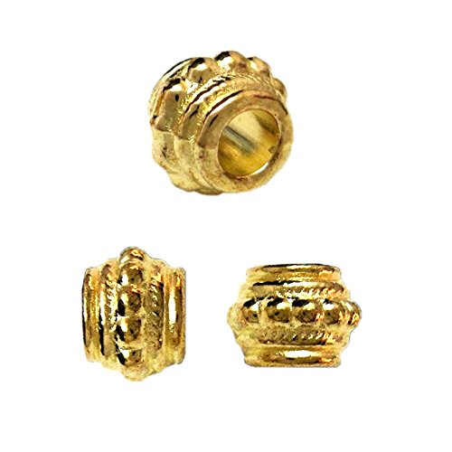 Bali Gold Plated - 8