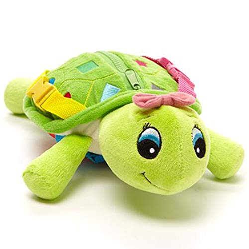 Buckle Toys Belle Turtle