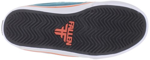 Fallen FORTE Youth 43070006 - Zapatillas de skate de ante para niños Verde
