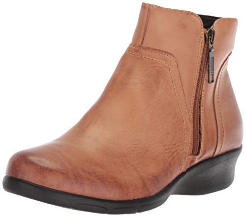 (Propet Women's Waverly Ankle Boot, tan, 10 Medium Medium US)