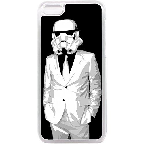 iPhone 5C Handy Tasche Storm Trooper Star Wars Retor Design Vintage