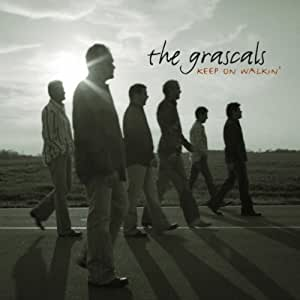 Keep on Walkin by Grascals (2008) Audio CD
