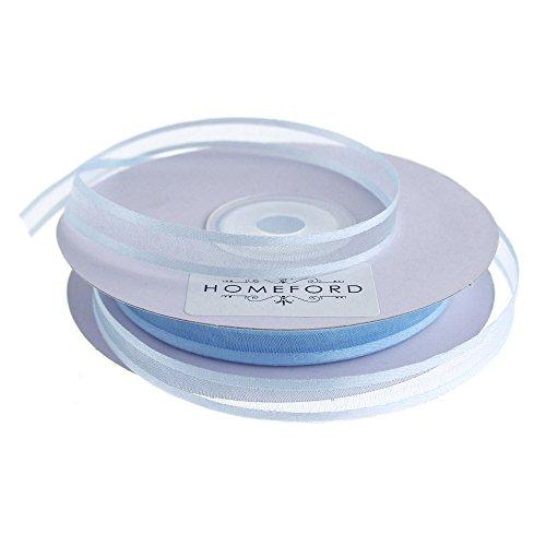 (Homeford FCR000SES0308305 Satin-Edge Sheer Organza Ribbon, 3/8