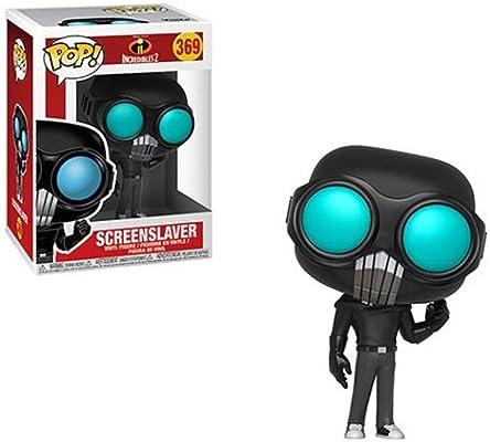 Amazon.com: Incredibles 2 screenslaver Pop. Vinilo Figura y ...
