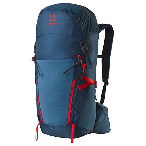 Haglofs Spira 35 Hiking Backpack One Size Blue Ink/pop, used for sale  Delivered anywhere in USA