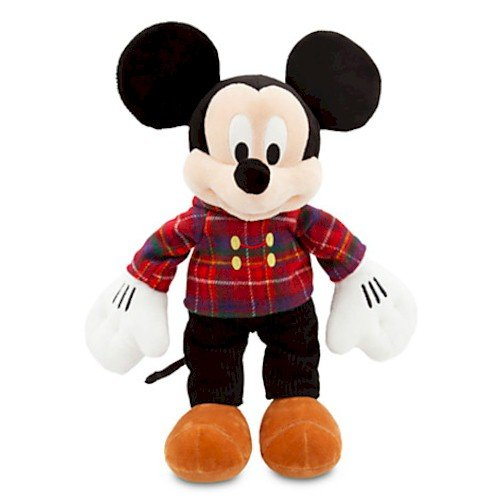 Disney Mickey Mouse Plush - Holiday - 17''