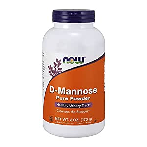 NOW D-Mannose Powder,6-Ounce
