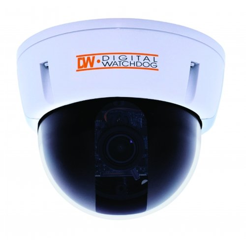 DIGITAL WATCHDOG DWC-D2367WD / 620 TV Lines [B&W], 600 TV Lines [Color] 3.3~12mm Varifocal Auto Iris Lens
