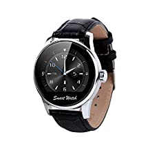 Fantime Smart Watch Bluetooth Sports/Sleep Tracker Smartwatch with Voice Control for Android and iPhone