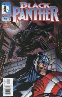 Black Panther #9 (Volume 2) (Priest Vol 9)