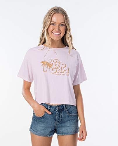 リップカールパラダイスコーブ半袖Tシャツ