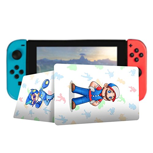8 Deluxe Switch, 20pcs Standard NFC Cards With Holder ()