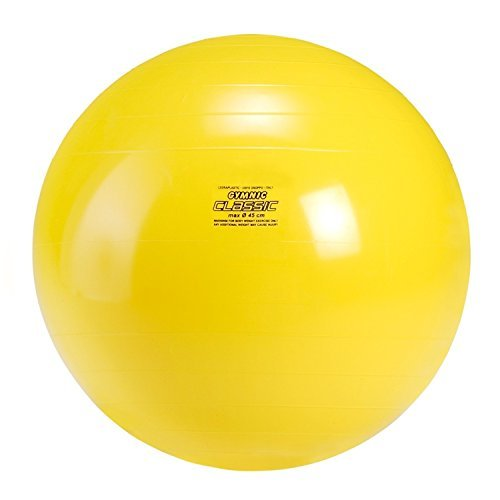 FitBall 45 cm Yellow - Poly