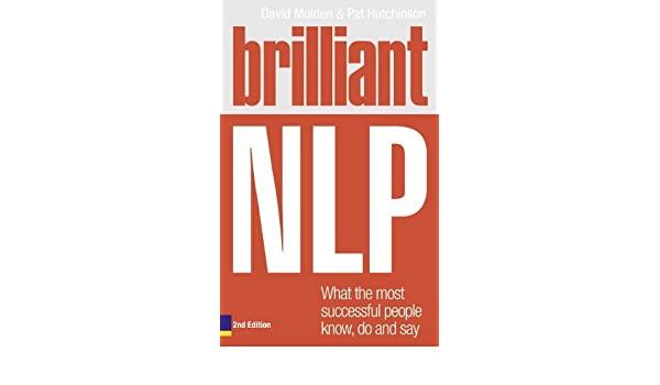 how to be confident with nlp molden david hutchinson pat