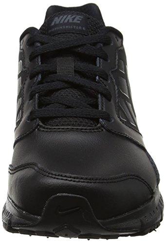 Nike 832883-011, Zapatillas de Running para Niños Negro (Black / Black / Anthracite)