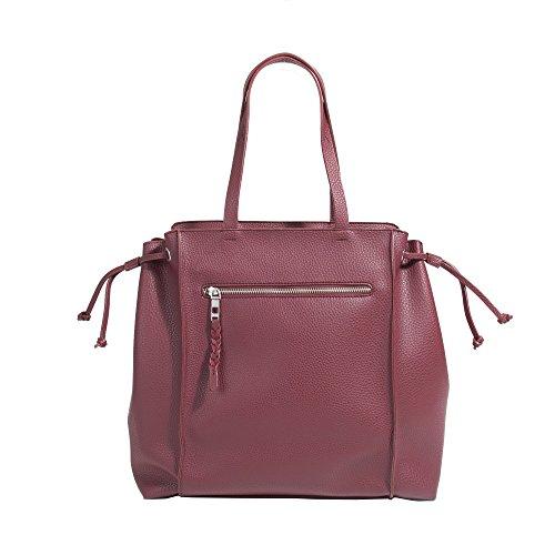 Parfois - Shopper Super Basic - Mujeres Burgundy