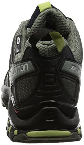 Salomon Mens Xa Pro 3d Cs Waterdichte Trail Runner Castor Grijs