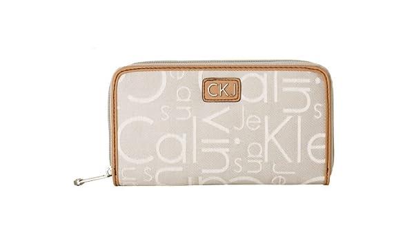 Calvin Klein - Monedero niña mujer Light Pearl: Amazon.es ...