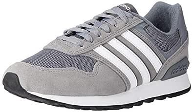 Adidas 10K, Men's Running Shoes, Grey (Grey/Ftwr White/Grey Five 05), 11 UK (46 EU)
