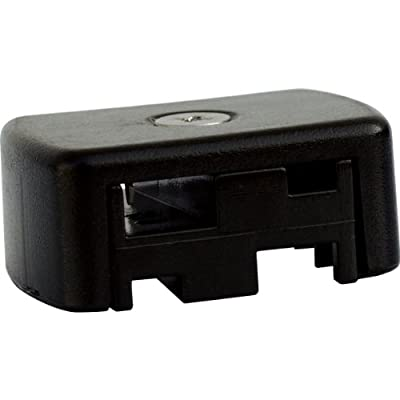 Progress Lighting P8651-01 Quick Connector, Black