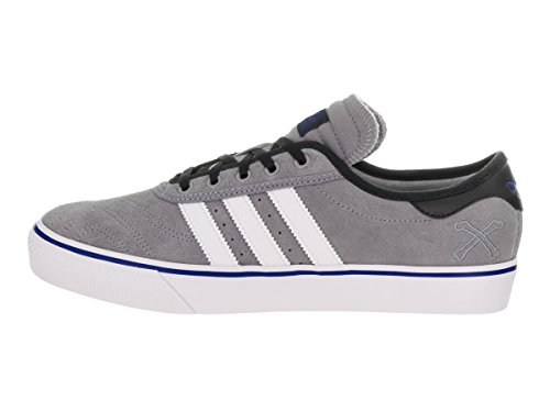 Adidas Originals Mens Adi-ease In Anteprima Fashion Sneaker Grigio Tre / Calzature Bianco / Nero