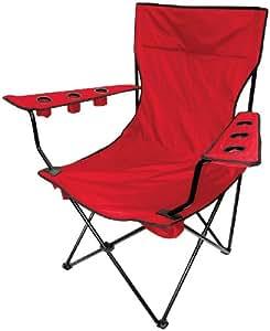 Amazon Com On The Edge 810170 Kingpin Giant Folding Chair