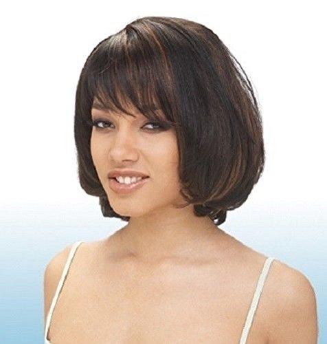 VALENCIA GIRL - Shake N Go Freetress Synthetic Hair Band Fullcap Wig ()