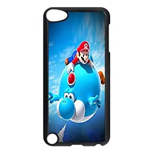 Personalised Phone case super mario For Ipod Touch 5 S1T3466
