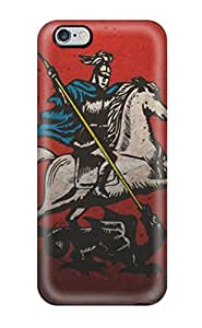 Hot 2455030K90027387 High-quality Durable Protection Case For Iphone 6 Plus(artistic)