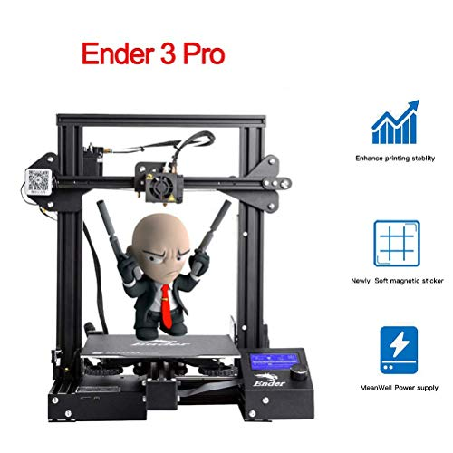 Official Creality Ender 3 Pro DIY Printer with Removable Magnetic Bed 3D Printer