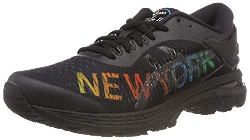 Chaussures De kayano black Asics Femme Running black Gel Noir Nyc 001 25 wCInOnFXq