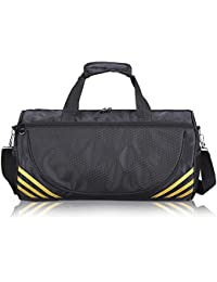Gym Bag Sports Gym Bag with Sports Fitness Bag for Women and Men 4d633dbe81115