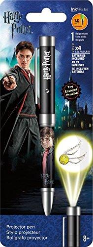 Harry Potter Golden Snitch Projector Pen (Harry Potter Snitch)