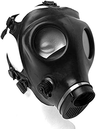 Israeli Style Rubber Respirator Mask Nbc Protection For Industrial Use Chemical Handling Painting Welding Prepping Emergency Preparedness Kyng Tactical Mask Only Filter Sold Separately Amazon Ca Tools Home Improvement