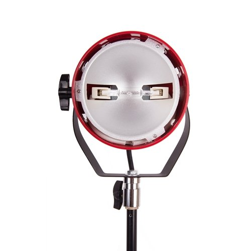 Fovitec StudioPRO 800W Tungsten Halogen Photo Video Hot Light Continuous Lamp with Dimmer for Photography and Video Sp12 Light Bulb