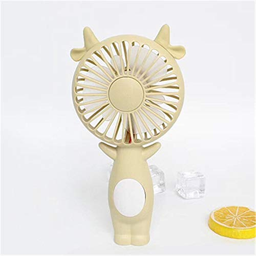 SaveStore USB Electric Mini Hand Portable Personal Air Cooler Fan Room Ventilator Conditioner Ventilateur Rechargeable for Office Cooler