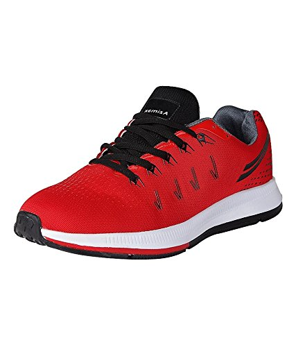 db3bbb2485c VIR SPORT Air Men s Red Running Shoes (Size - 6)  Buy Online at Low ...