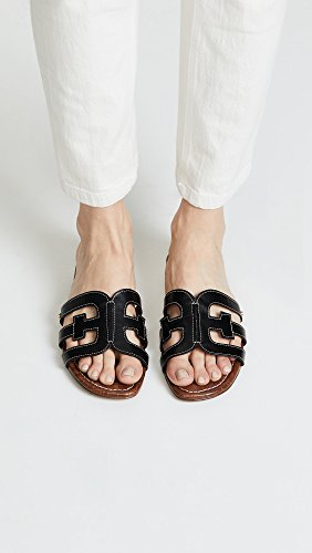 Sandal Black Edelman Leather Sam Slide Bay Women's I4zXS