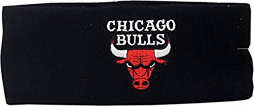 Chicago Bulls Knit Headband Logo Block 3352 -