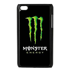 Custom Case Monster Energy for Ipod Touch 4 G2V3138878