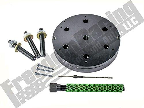 Automotive Specialty Tools 3164780 ISX QSX ISX15 ISX12 Rear Crankshaft Seal & Wear Sleeve Remover & Installer Set Alt