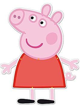 Peppa Pig - Figura articulada, 1 Metro (Verbetena 016000775)