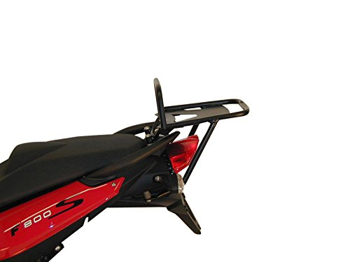 Becker Rear Luggage Rack (Hepco & Becker Rear Luggage Rack Tube Topcase Carrier - BMW F 800 S - black - 650.642 01 01)