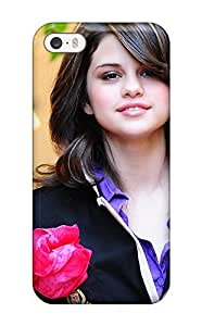 Alicia Russo Lilith's Shop 5327912K81813596 Defender Case For Iphone 5/5s, Selena Gomez 18 Pattern