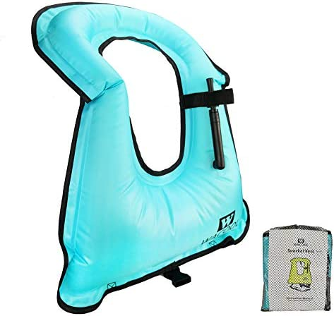 WACOOL Inflatable Snorkel Portable Swimming product image